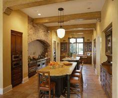 contemporary #rustic #kitchen