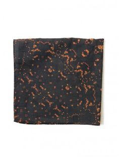 Cotton Pocket Square | Janis Lee New York