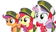 Vector - Filly Scout CMC by SketchMCreations.deviantart.com on @DeviantArt