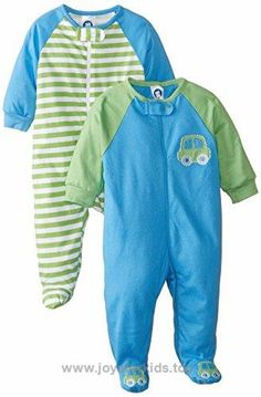 Gerber Baby Boys' 2 Pack Zip Front Sleep 'N Play, Cars, 0-3 Months  BUY NOW     $9.99    Gerber zipper sleep 'n play outfits are great for going out, playtime or at bedtime. Built-in feet help to keep baby cozy warm  ..  http://www.joysforkids.top/2017/02/28/gerber-baby-boys-2-pack-zip-front-sleep-n-play-cars-0-3-months/