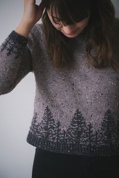 Ravelry: Alaska Sweater Pattern by Camille Descoteaux Once you& like me . - Ravelry: Alaska sweater pattern by Camille Descoteaux As soon as you are like me, you live and brea - Fair Isle Knitting Patterns, Sweater Knitting Patterns, Knit Patterns, Free Knitting, Ravelry, Alaska, Pulls, Knitting Projects, Knit Crochet