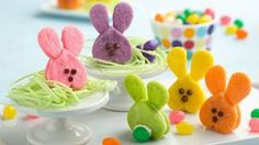 Bunny Sandwich Cookies | Holiday Cottage