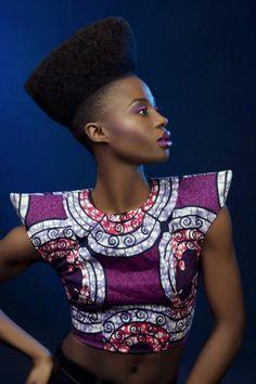 b-sama:  (New African Woman magazine)