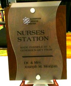 RecognitionArt is the premier provider of donor displays, recognition walls, plaques, signs & more. Start your FREE DESIGN today! Donor Wall, Nurses Station, Wall Plaques, Wall Design, Free Design, Signage, Walls, Display, Gifts