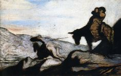 Honore Daumier -