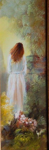 54 /Artist Varga Szidónia, Hungarian painter