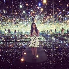 Visiting the Broad Museum