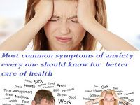 Most Common Symptoms of Anxiety You Must Know