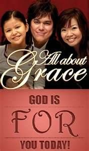 Joseph Prince and his family