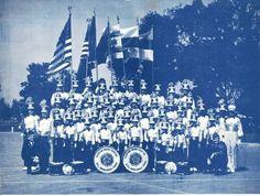 Morton Grove Cougars Morton Grove, IL History and Repertoires Morton Grove, Forest Preserve, Grove Park, Chicago River, Bare Tree, Classic Car Show, Pet Adoption, Crochet, Poster
