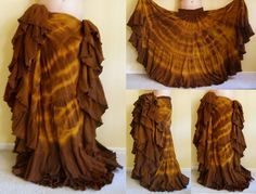As a premiere Tribal Style Belly Dance and historical costumer Lady Faie has created fashions for stage and multiple re-enactment venues since 1990 Belly Dance Skirt, Tribal Belly Dance, Dance Skirts, Renaissance Gypsy, Renaissance Clothing, Tribal Fashion, Steampunk Fashion, Gothic Fashion, Flamenco Skirt