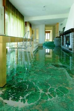 Decorative Concrete Floors: A Comprehensive Maintenance Guide - KUKUN