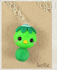 Clay Flurry Kappa by LolleBijoux on deviantART- This artist is great!