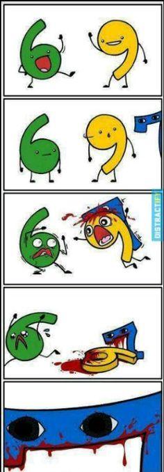 My favorite childhood joke just got brutal as hell.