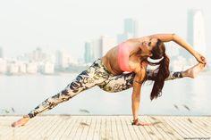 Ashtanga Yoga by Alessandro Sigismondi- Stunning Photos From Around The World Bring #Yoga Poses To Life