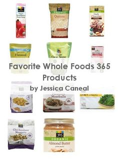 Favorite Whole Foods 365 Products