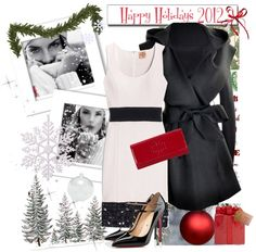 """""""Holiday 2012 Party Look"""" by annmarie0697 on Polyvore"""