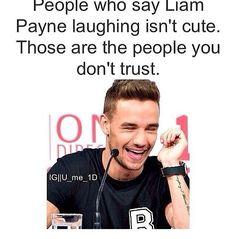 "I don't trust you...<<< how is he not cute?!?! How r any of them ""not cute"""