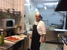 Hotel Zi' Teresa kitchen staff at work with a smile! Sorrento, Restaurant, Smile, Kitchen, Cooking, Smiling Faces, Restaurants, Kitchens, Cuisine