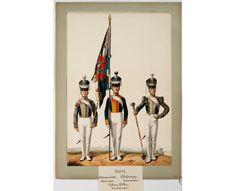 Klarnecista, Chorąży i Tamburmajor 4 pułku piechoty liniowej Period, November, Army, Polish, History, Jackets, Painting, November Born, Gi Joe