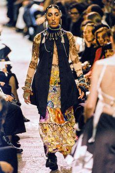 Jean Paul Gaultier Spring 1994 Ready-to-Wear Fashion Show - Rossy de Palma