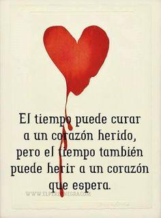 33 Best Corazón herido images in 2017 | Spanish quotes, Me