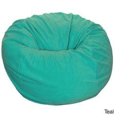 Ahh Products Anti-pill 36-inch Wide Fleece Washable Bean Bag Chair (
