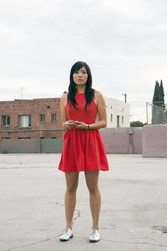 Thao and The Get Down Stay Down August 22 in The Ballroom! Tickets go on sale this Friday at 10am!