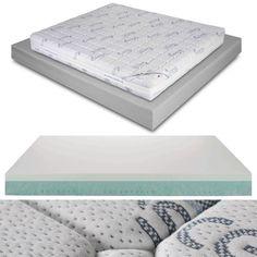 Moderner Schlafkomfort auf höchstem Niveau – dank der Matratze Bio Soja Mattress, Bed, Furniture, Home Decor, Decoration Home, Stream Bed, Room Decor, Mattresses, Home Furnishings