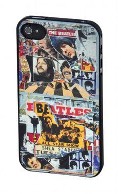 The Beatles German Catalog: Elektronik: The Beatles collage Hard Case für Apple iPhone 4/4S - Kaufen Neu: EUR 17,51[Germany Only]