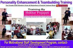 Personality Development : Training Program on Personality Development and Te...