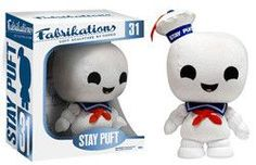 FABRIKATIONS 31: GHOSTBUSTERS - STAY PUFT MARSHMALLOW MAN