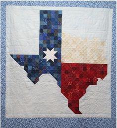 God Bless Texas Quilt Pattern QQO-001