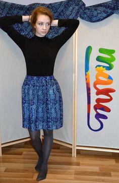 Spódnica Cinta Batik #manu #manushop #batik #skirt #fashion #moda