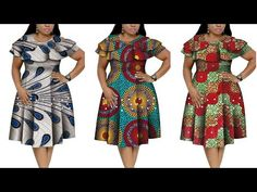 African Dresses Plus Size, Short African Dresses, Latest African Fashion Dresses, African Print Dresses, African Print Fashion, Modern African Fashion, African Dress Designs, African Fashion Designers, African Clothes