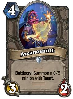 Karazhan Live Card Reveal Event - All the Newly Revealed Cards - News - HearthPwn Deck Builders, Sea Witch, Some Cards, Summoning, Minions, Lunch Box, Baseball Cards, News, Live