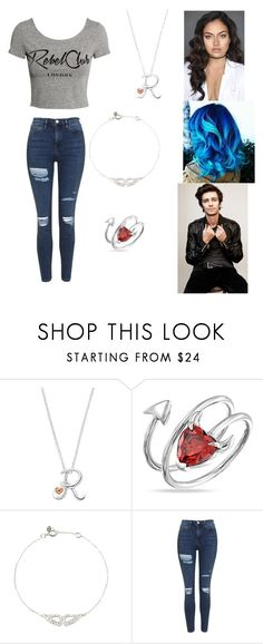 """""""🙊Roxanne🙊 Meeting Devon for the first time (WWE)"""" by rroyalserena ❤ liked on Polyvore featuring Bling Jewelry, Latelita, Topshop and H&M"""