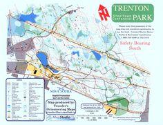 map of Trenton Park