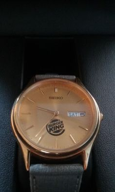 [Identification] Seiko Burger King Watch? : Watches