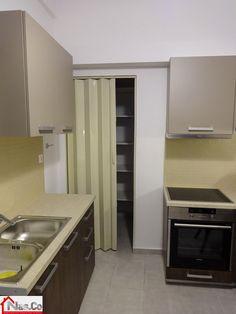 Ολική Ανακαίνιση Οικίας στον Κολωνό - Πριν και Μετά French Door Refrigerator, French Doors, Kitchen Appliances, Home, Diy Kitchen Appliances, Home Appliances, Ad Home, Homes, Kitchen Gadgets