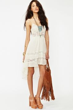 #Desert Lace Dress  #2dayslook #Fashion #New #Nice #Dresses www.2dayslook.com