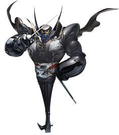 Zorro from Persona 5