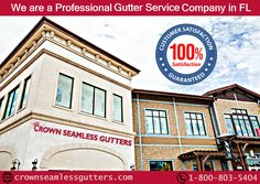 Professional Leak Free Gutter Service in West Palm Beach