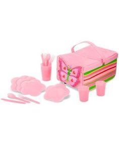 Melissa and Doug Kids Toys, Bella Butterfly Picnic Set - Multi