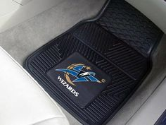 Washington Wizards Vinyl Car/Truck/Auto Floor Mats