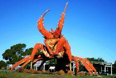 The Big Lobster. Kingston, Australia