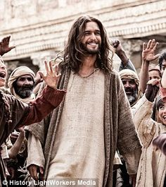 The premier of the History Channel's The Bible attracted 13.1 million viewers, topping American Idol's 12.8 million viewers on Wednesday of the same week.     The ratings have confounded Hollywood's biggest decision-makers. Overt religious programming can be a notorious tough sell to the public, while American Idol has dominated television for the past eight seasons.