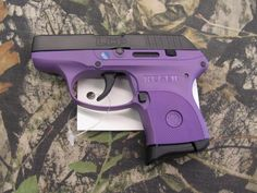 Ruger LCP 380 Purple lilac 3725 Find our speedloader now! http://www.amazon.com/shops/raeind