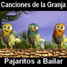 Acordes D Canciones: Canciones de la Granja - Pajaritos a Bailar Leo, Animals, Children Songs, Kindergarten Songs, Kids Songs, Nursery Rhymes Preschool, Bedroom, Living Room, Animais