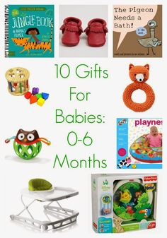The Chirping Moms: Gift Guide For Babies